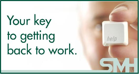 Your Key to getting back to work